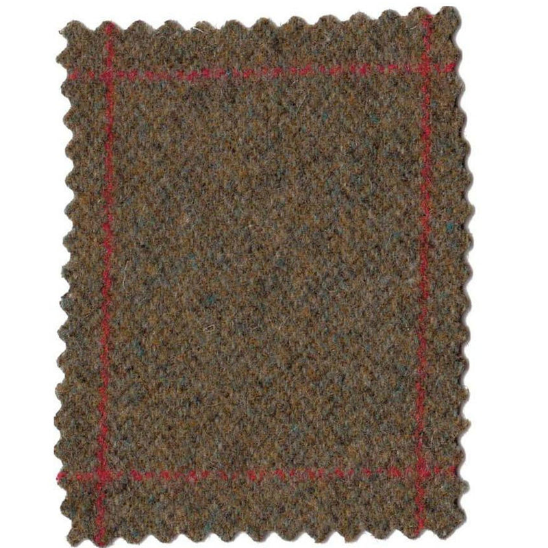 sage tweed swatch