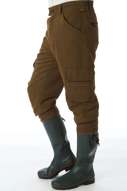 Sherwood Forest Kensington Trousers.Perfect country trousers, waterproof and breathable, with a plethora of useful pockets and features.  Great Value.