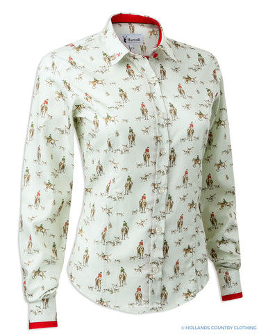 Hartwell Layla Cotton Shirt | Horses and Hounds
