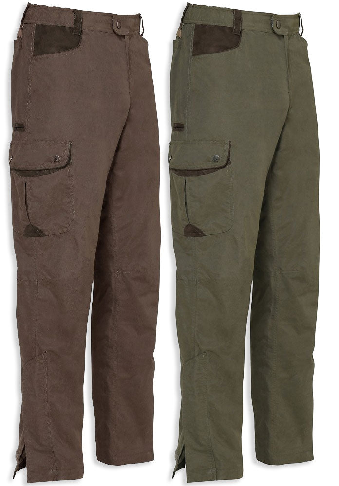 Mens Wax Trouser 100/% Waxed Cotton Waterproof Over Trouser Hunting Fishing Work