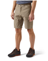 Men's Kiwi Pro Shorts by Craghoppers in pebble