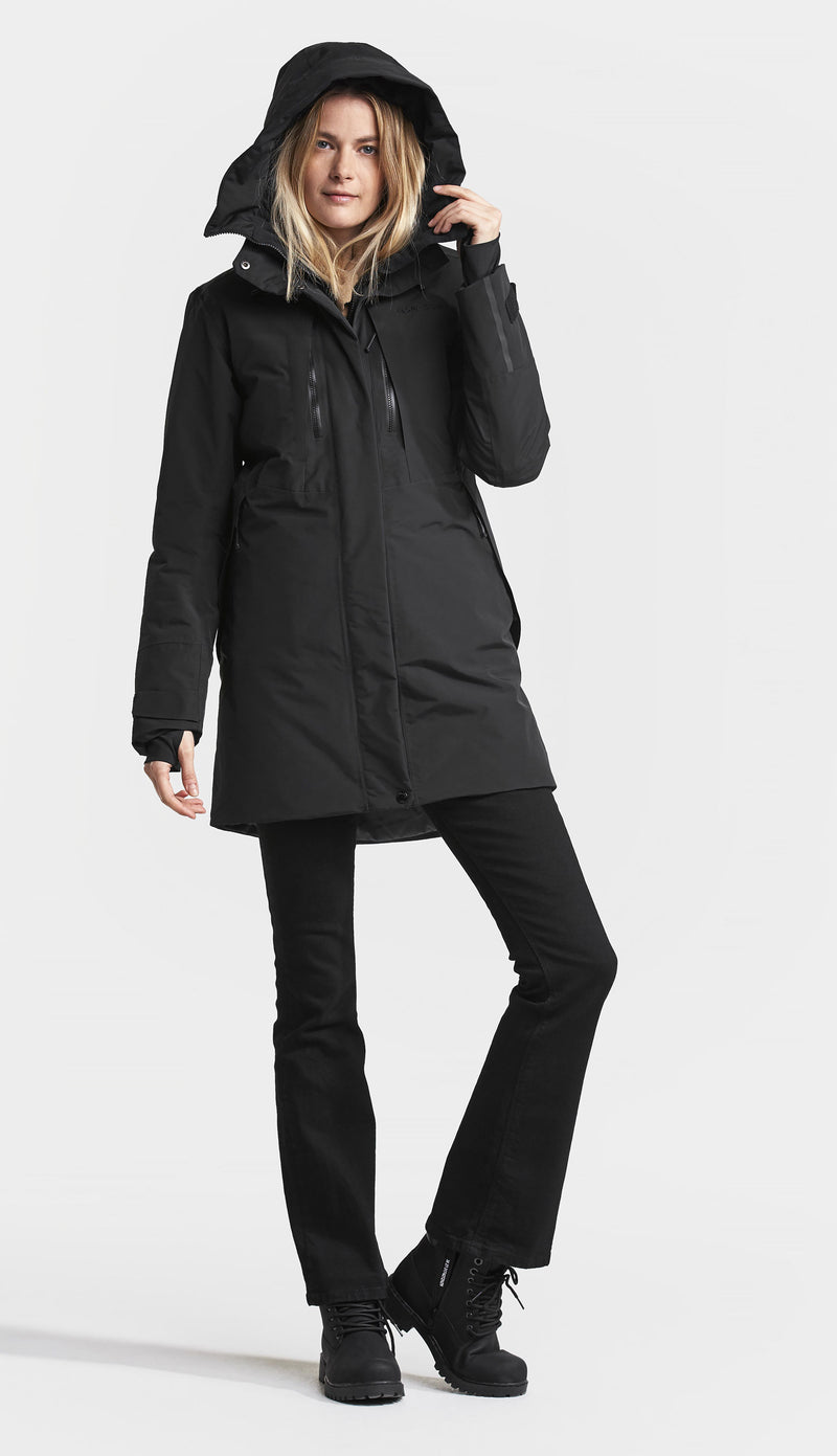 Didriksons Ladies Silje Waterproof Winter Coat
