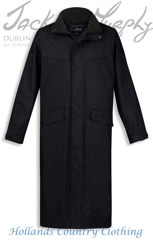 browse latest collections new list laest technology Jack Murphy Stockton Men's Long Waterproof Coat | Limited ...