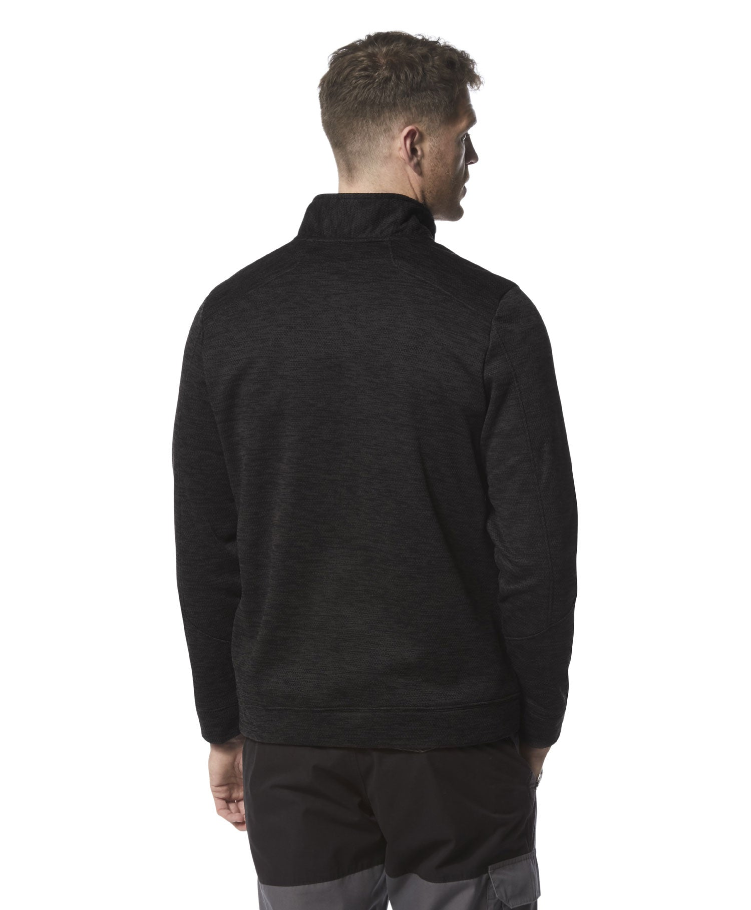 Back View Craghoppers Strata Half Zip Fleece