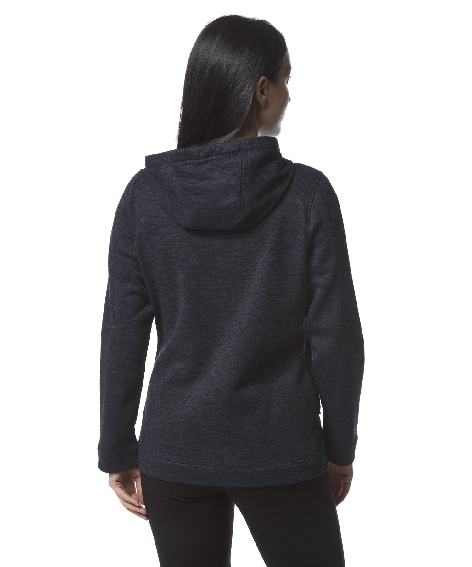 Back view Craghoppers Ladies Strata Hoodie