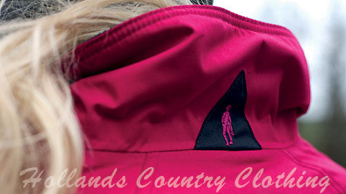 Jack Murphy Sugarloaf Waterproof Fleece Lined Ladies Jacket | Three Colours