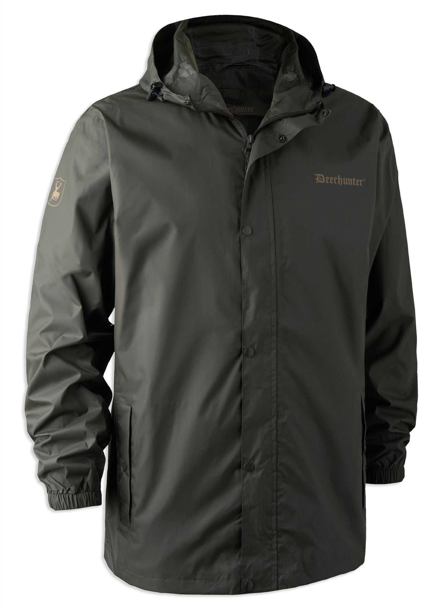 Deerhunter Survivor Packable Rain Jacket