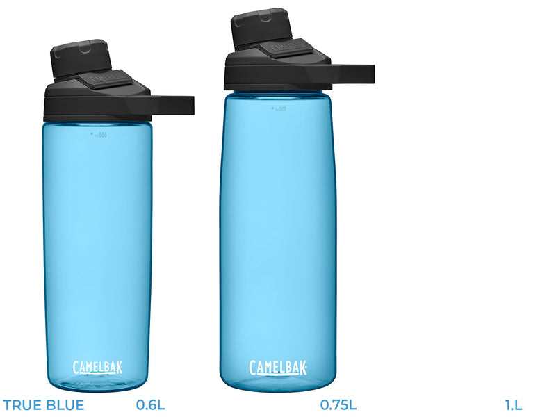 True Blue Chute Mag CamelBak Water Bottle