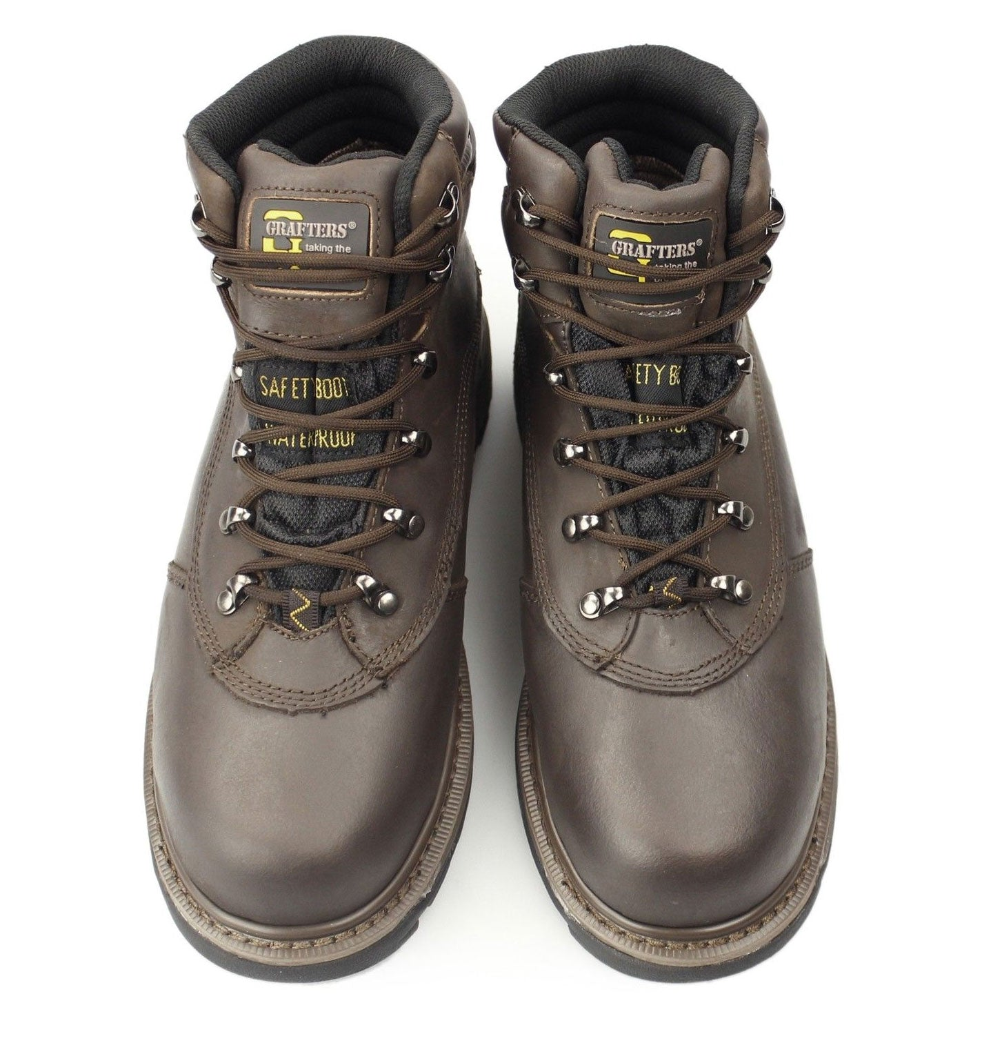 waterproof work boots grafters