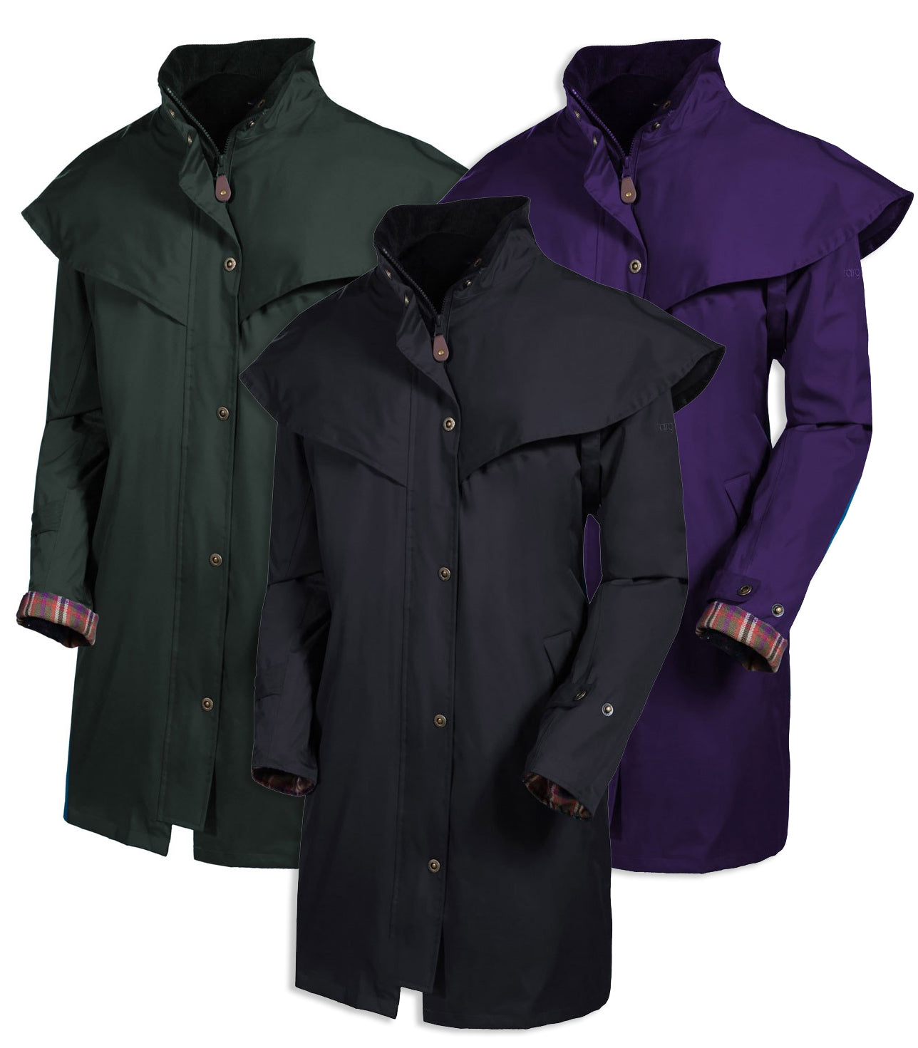 Target Dry Outrider 2 Three Quarter Length Waterproof Coat