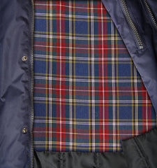 Rich Tartan Warm Padded  Check lining