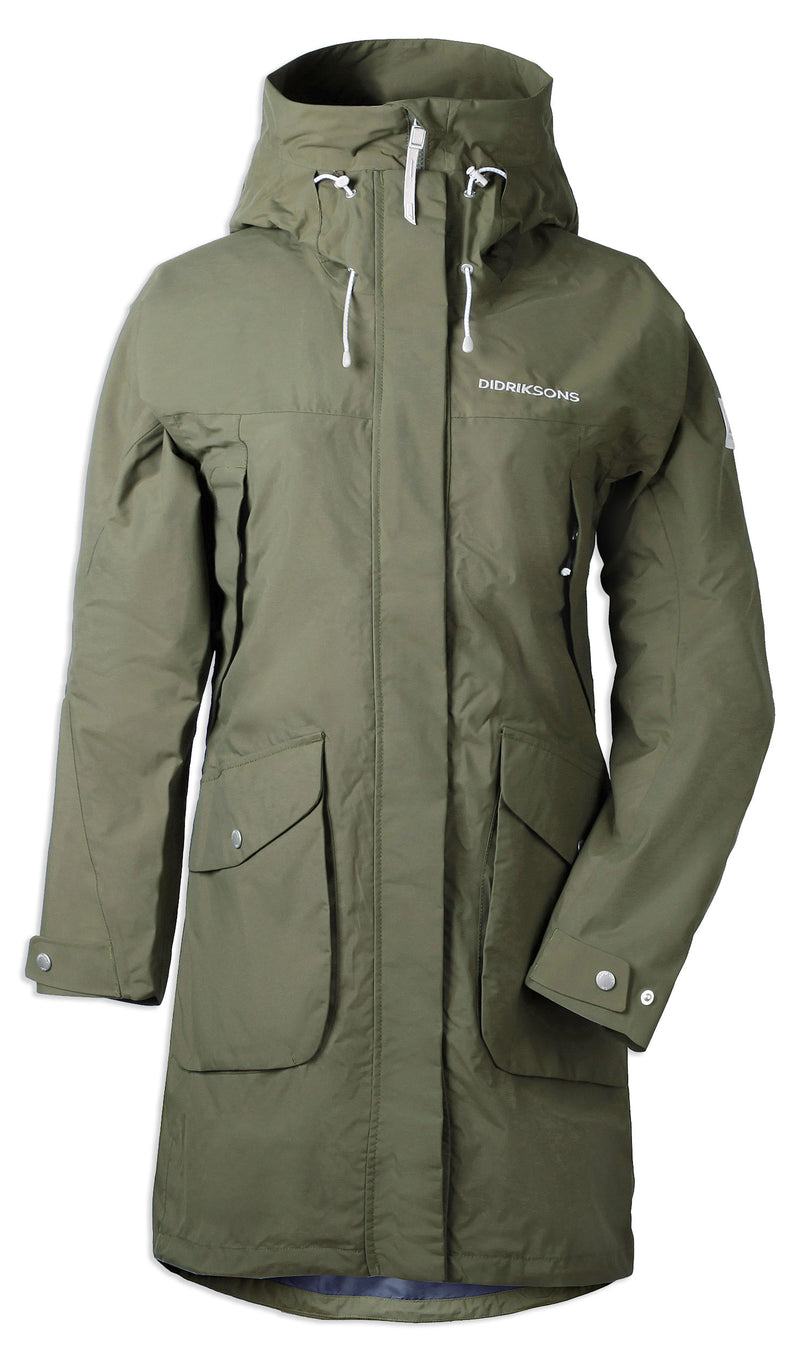 Fern Didriksons Ladies Thelma II Waterproof Coat