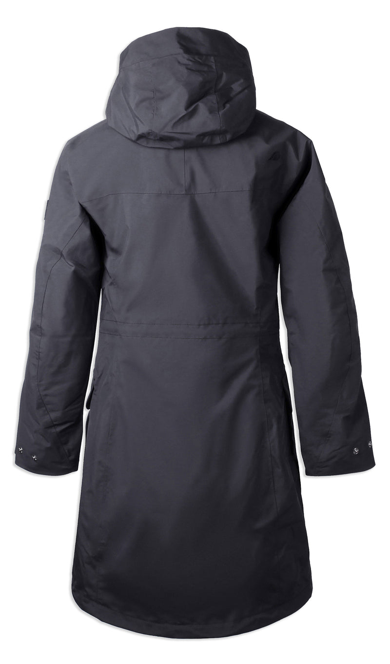 Back Didriksons Ladies Thelma II Waterproof Coat