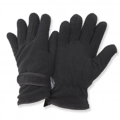 Fleece Gloves with Thinsulate Lining