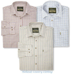 Champion Long Sleeved Tattersall farmer's  Country Check Shirt.