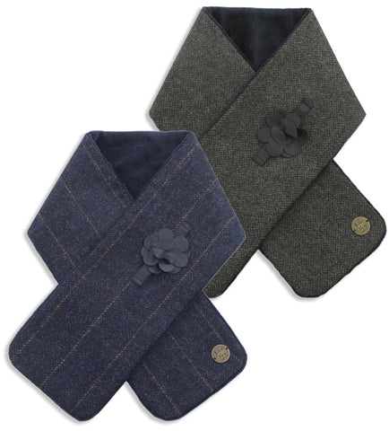 Jack Murphy Galaxy Tweed Scarf