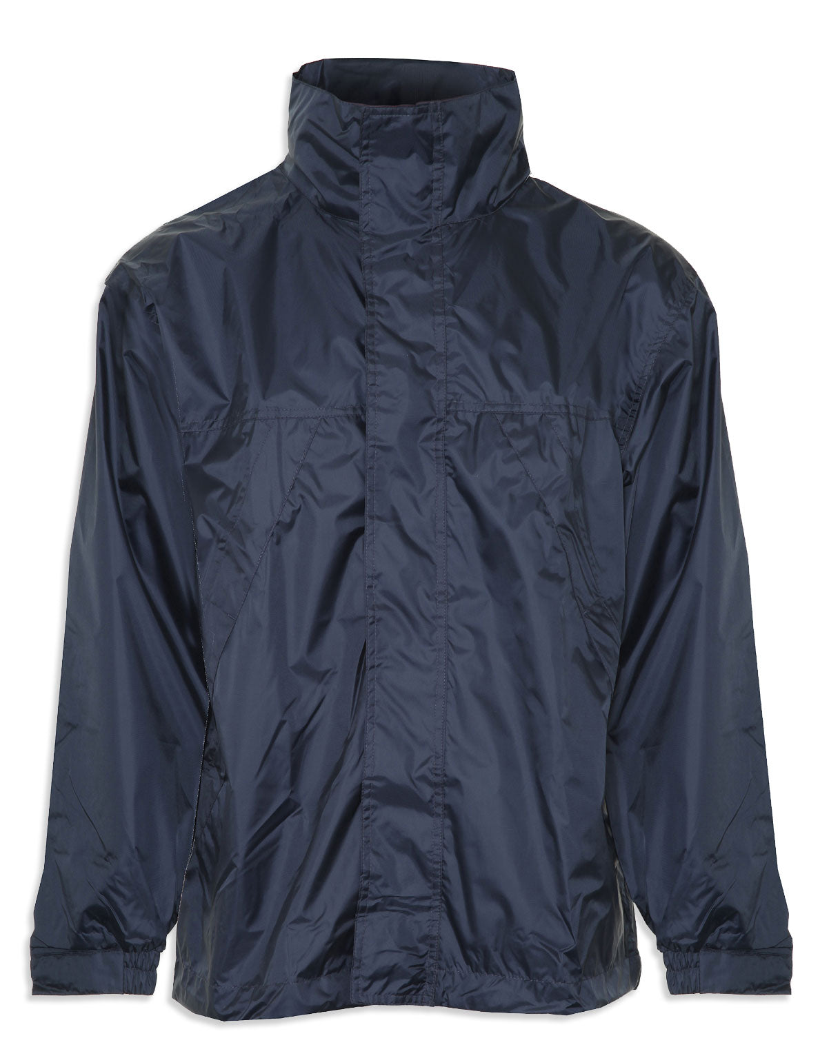 Champion Typhoon Waterproof Shell Jacket.  Navy