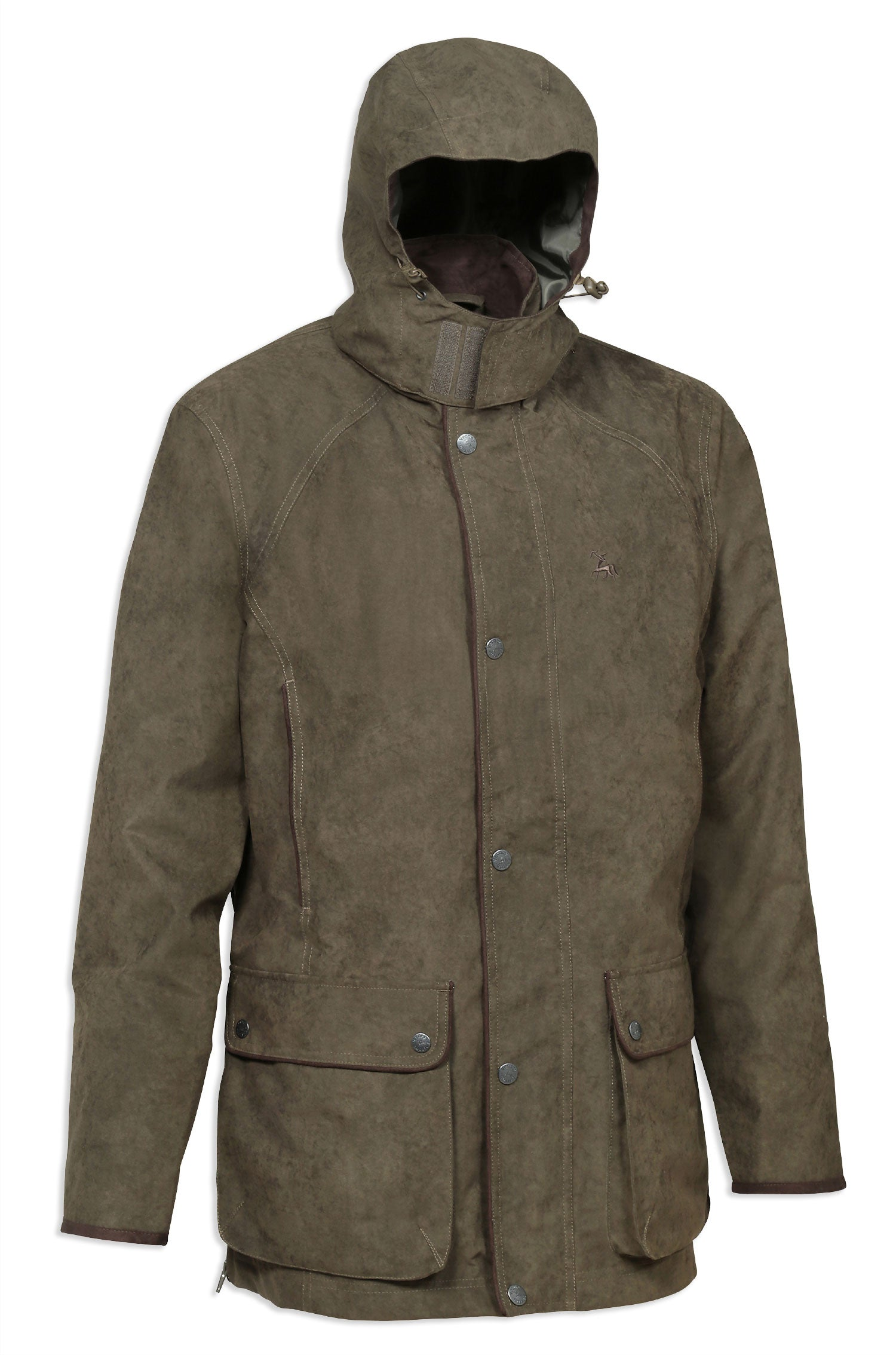 Verney Carron Perdrix Shooting Jacket – Hollands Country Clothing