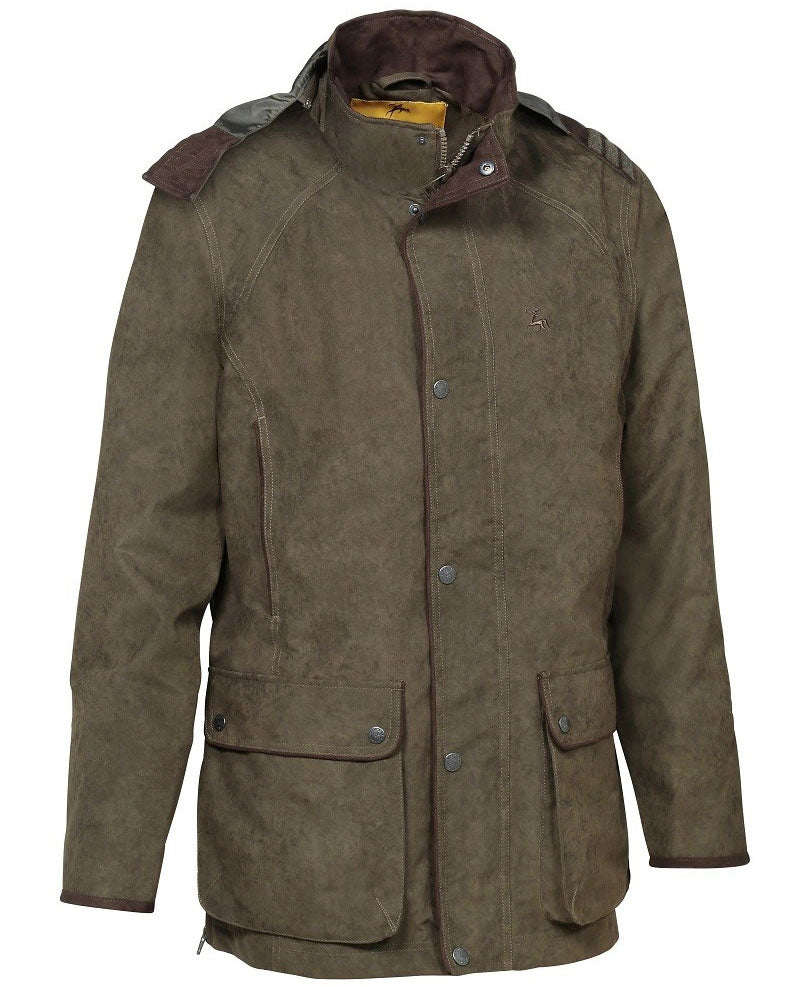 the Perdrix (French for Partridge) range of light, flexible waterproofs for game shooters
