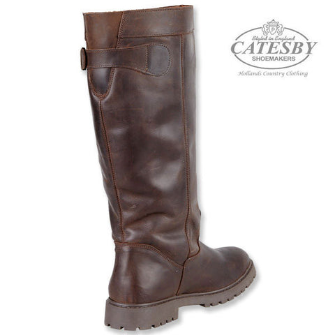 Catesby Warwick High Leg Leather Country Boot