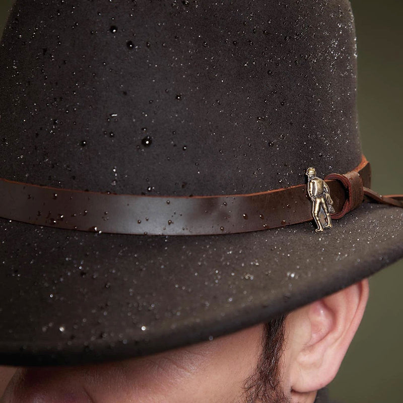 Water resistant Jack Murphy Boston Bushman Hat