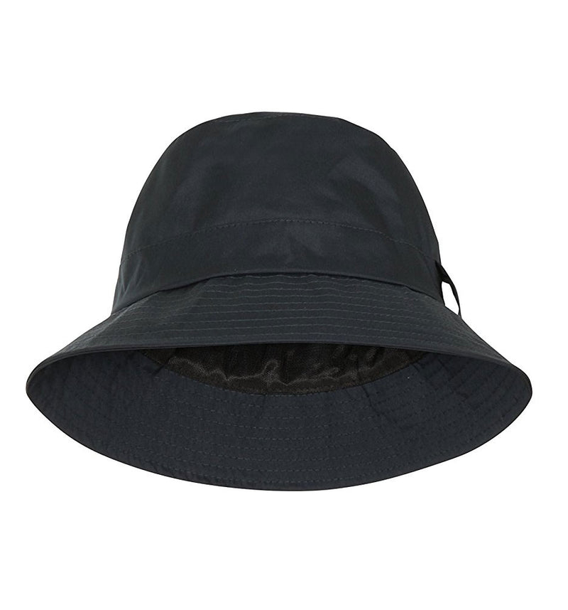 navy Lighthouse York Waterproof Rain Hat