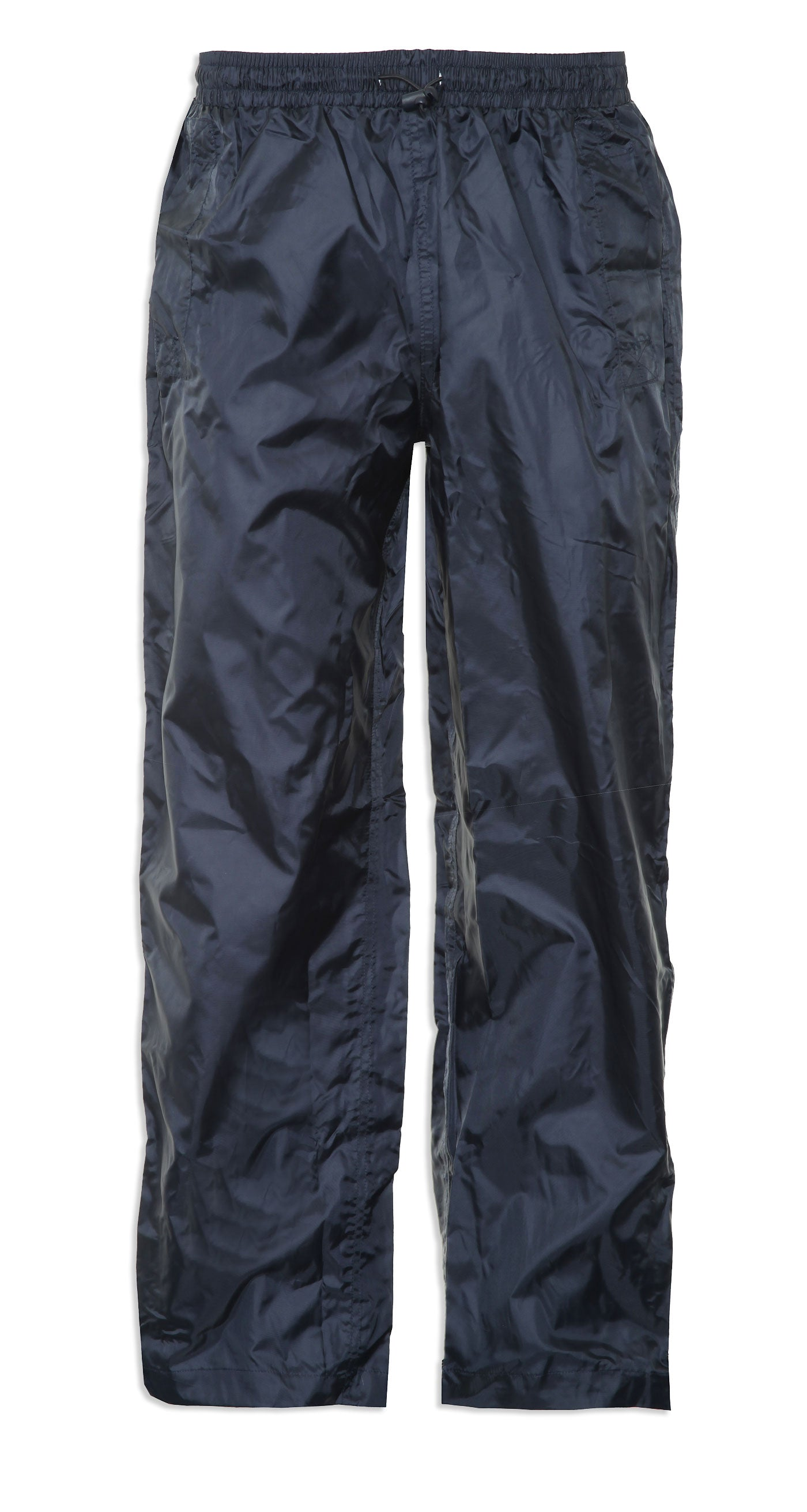 navy overtrousers Champion Aqua-Vent® waterproof, windproof and breathable fabric
