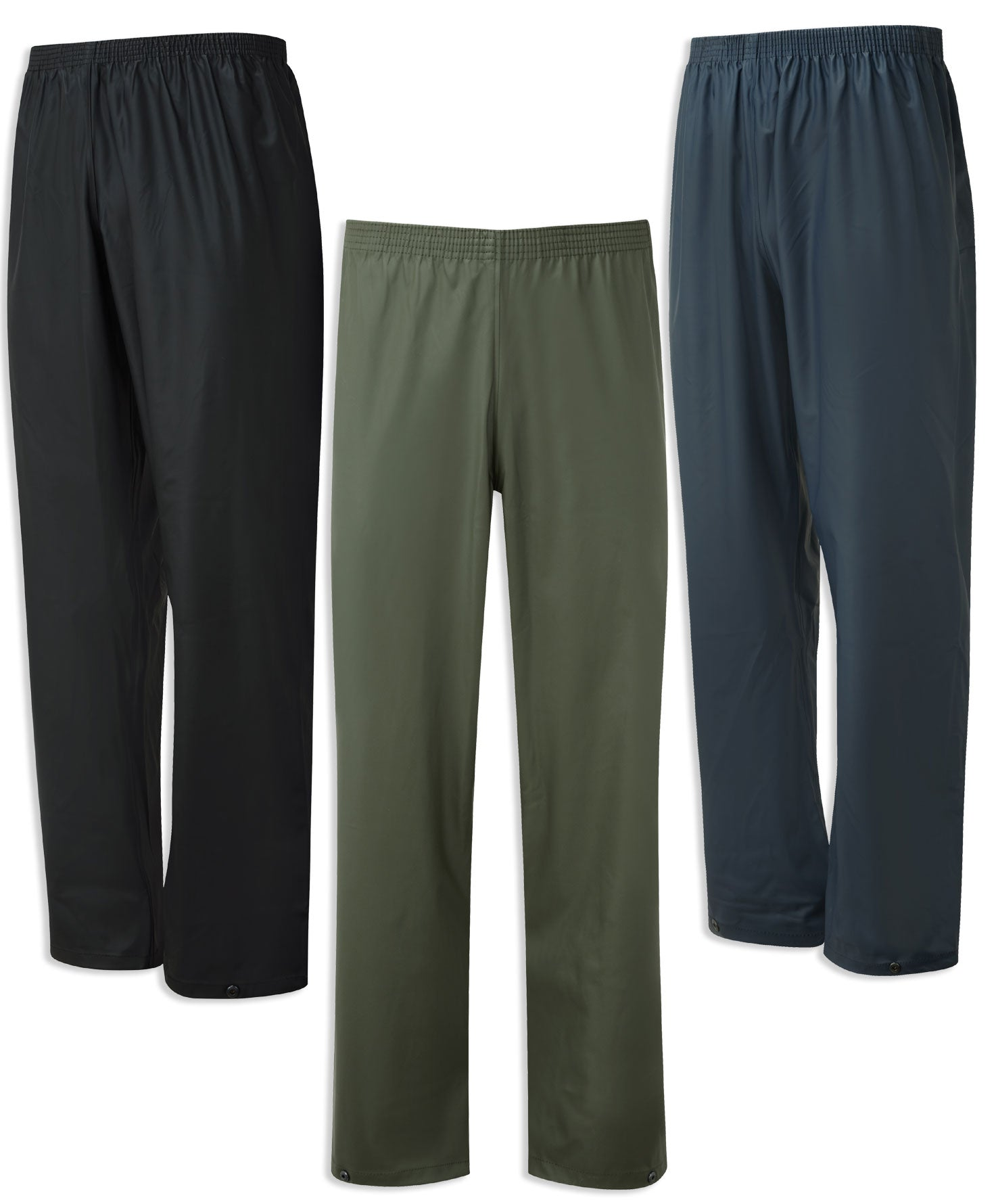 Waterproof Trousers in Breathable Fortex Air Flex