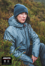 lady wearing Musto X Land Rover Lite Gore-Tex Packable Jacket