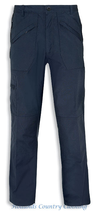 Champion Lined Kirkwall Multi Pocket Trousers navy