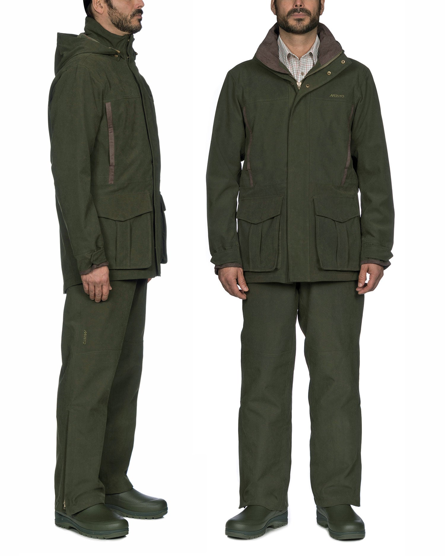 Keepers Westmoor Waterproof Shooting Jacket by Musto