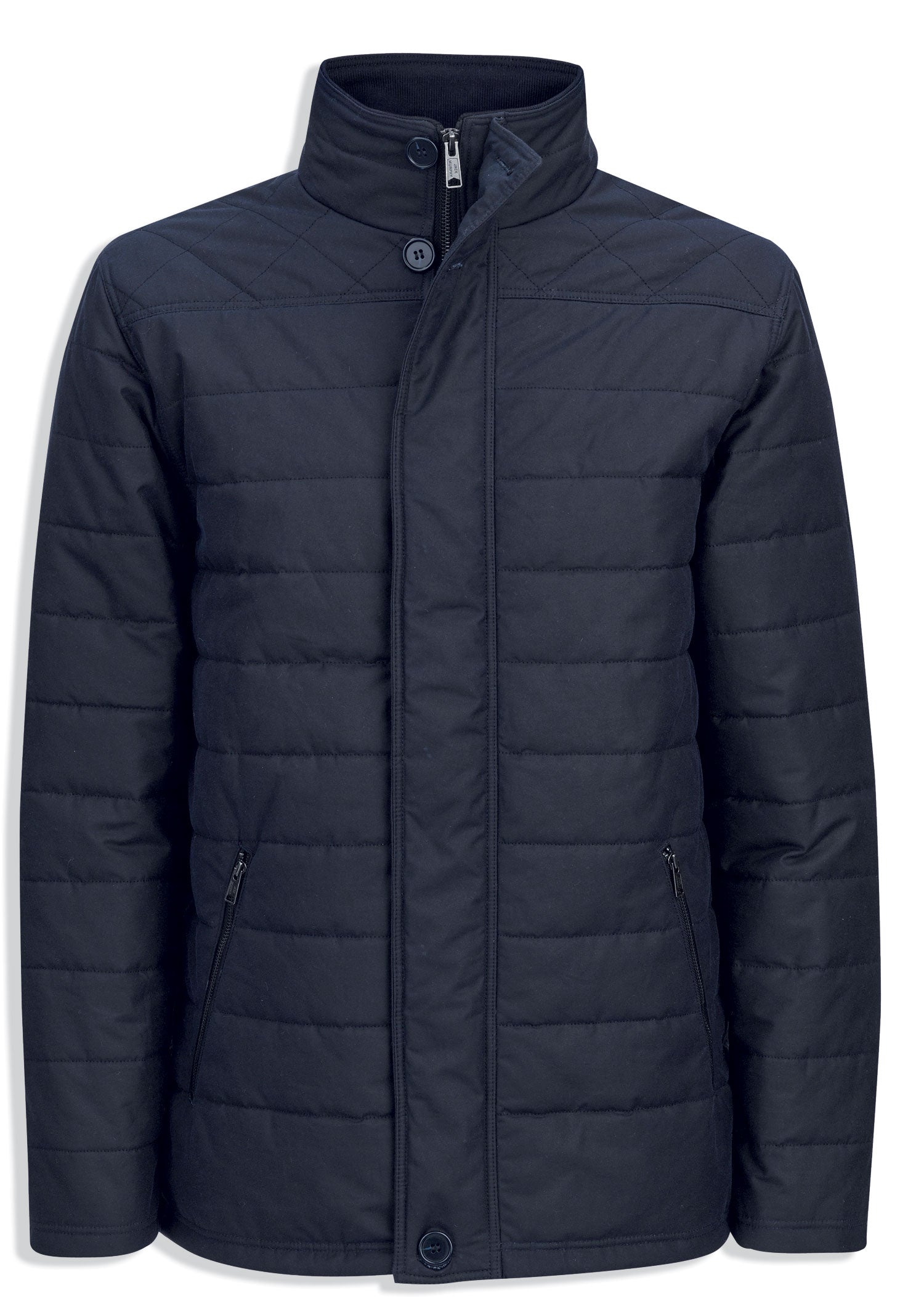 Jack Murphy William Quilted Wax cotton jacket