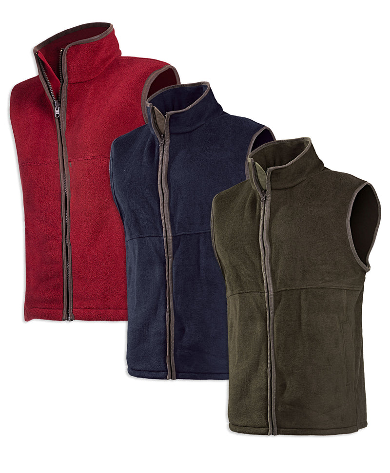 Baleno Wizz Kids Fleece Gilet - Hollands Country Clothing