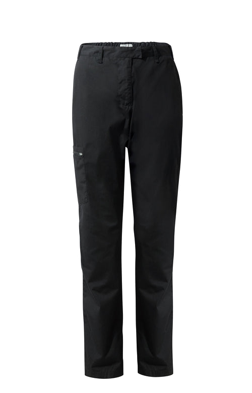 Craghoppers Kiwi Ladies Trousers | Black
