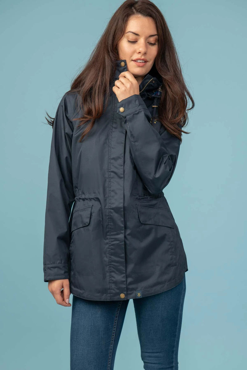 Nightshade Kendal Rain Coat by Lighthouse