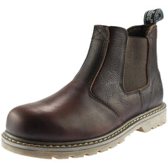 Woodland Leather Dealer Boot with working grip sole