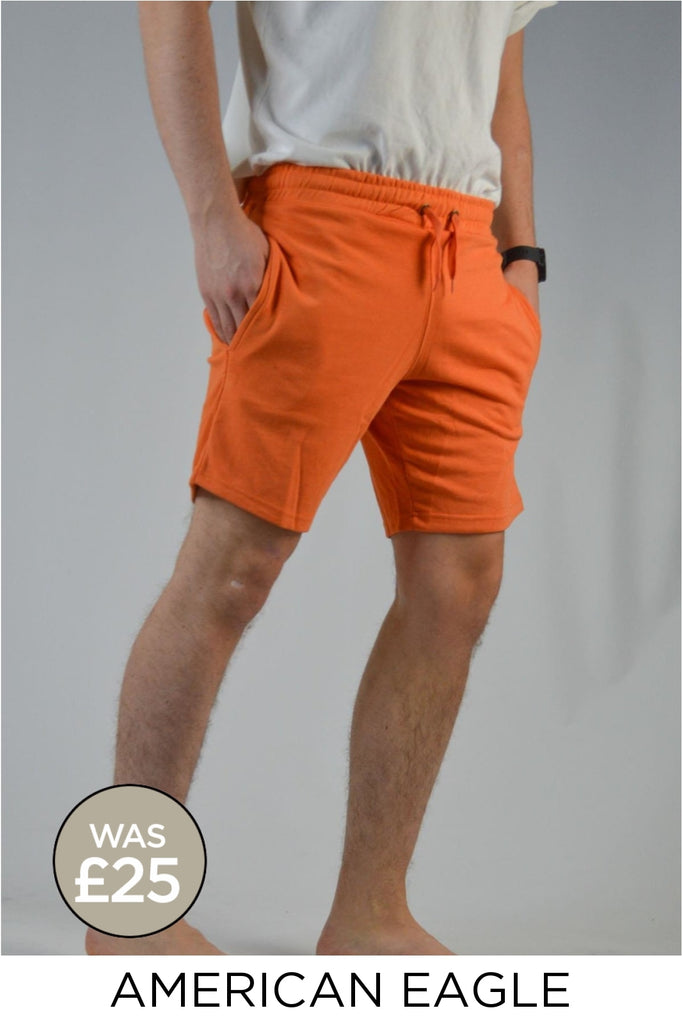 Mens Cotton Jersey Sweat Shorts