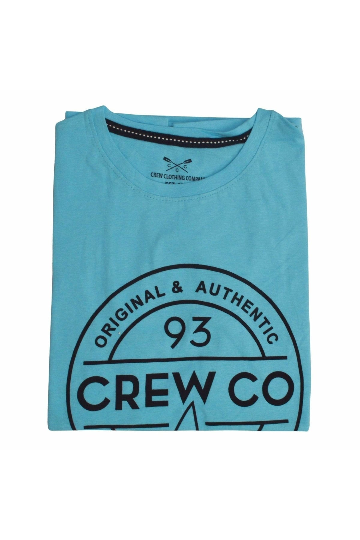 Crew Clothing Crew Clothing Mens Crew Logo T-Shirts | Secret Label