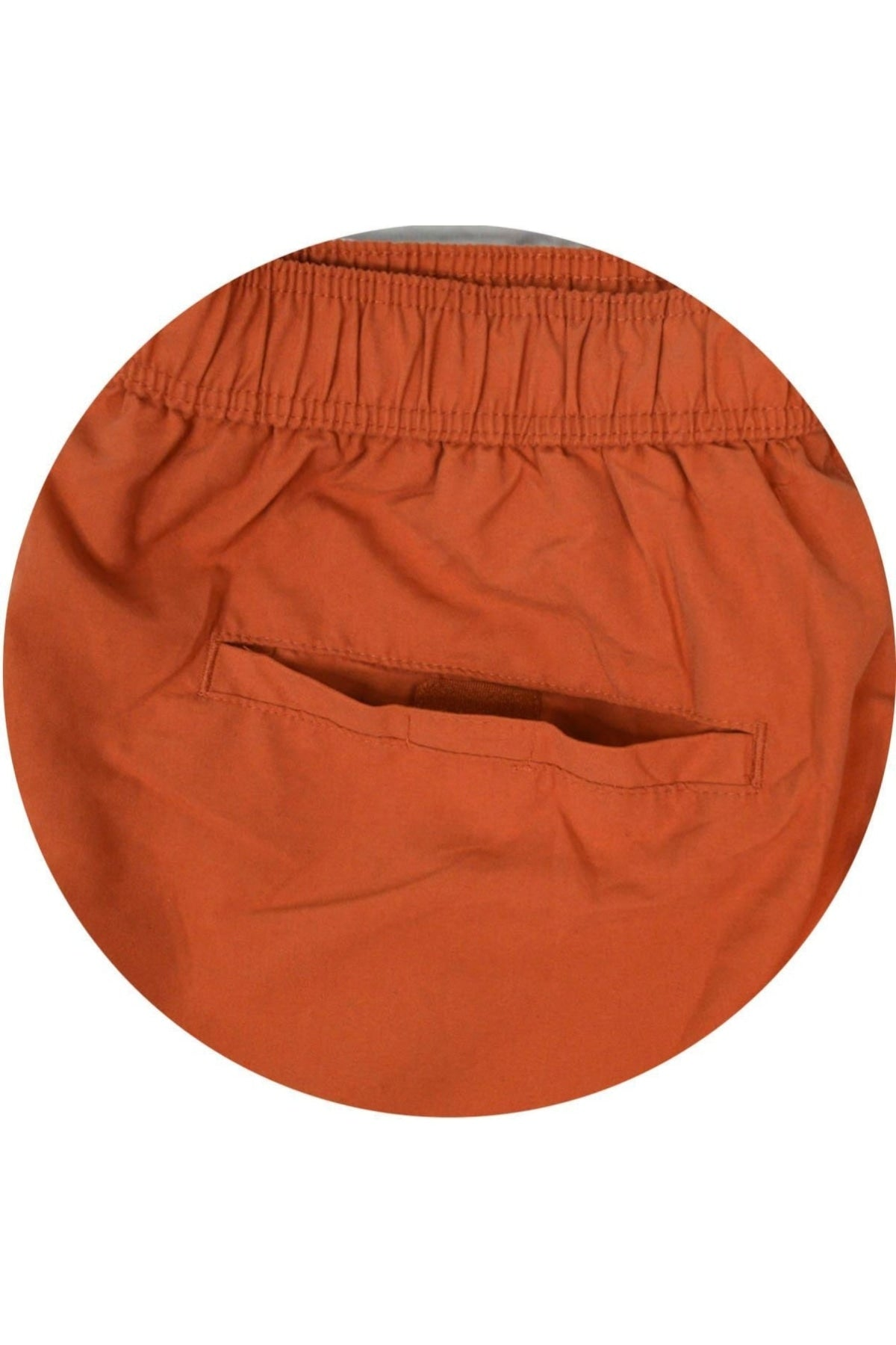 Next Mens Swim Shorts | S / Terracotta Secret Label