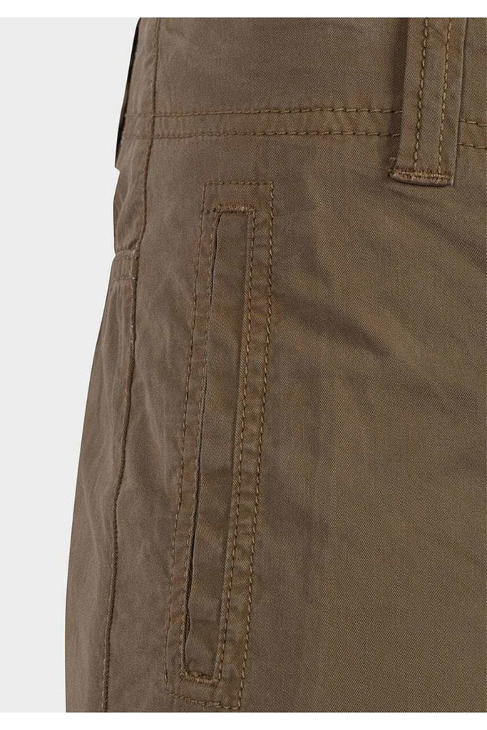 M&S Lightweight Cargo Trousers Roll Hem
