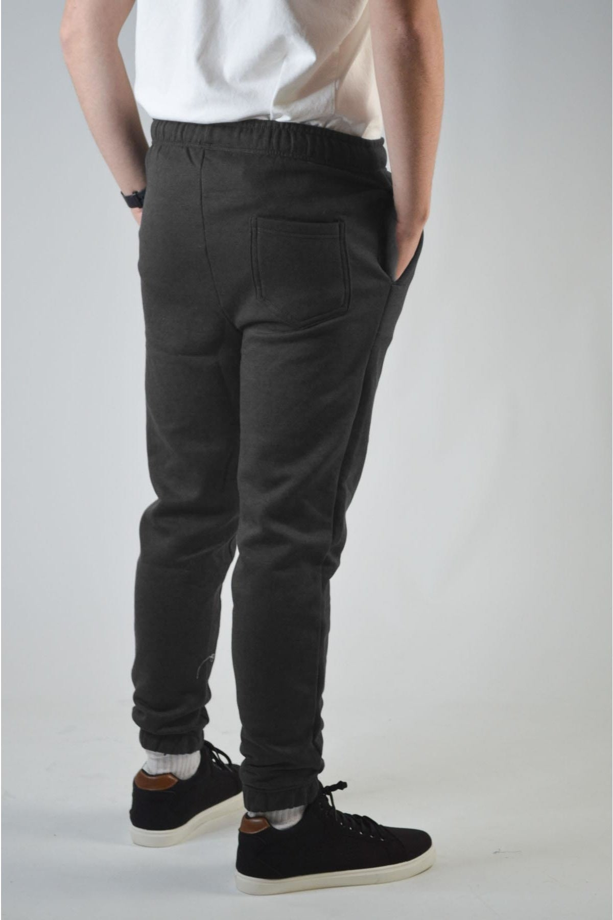 New Look Mens Joggers Sweat Pants | XL / Charcoal Secret Label