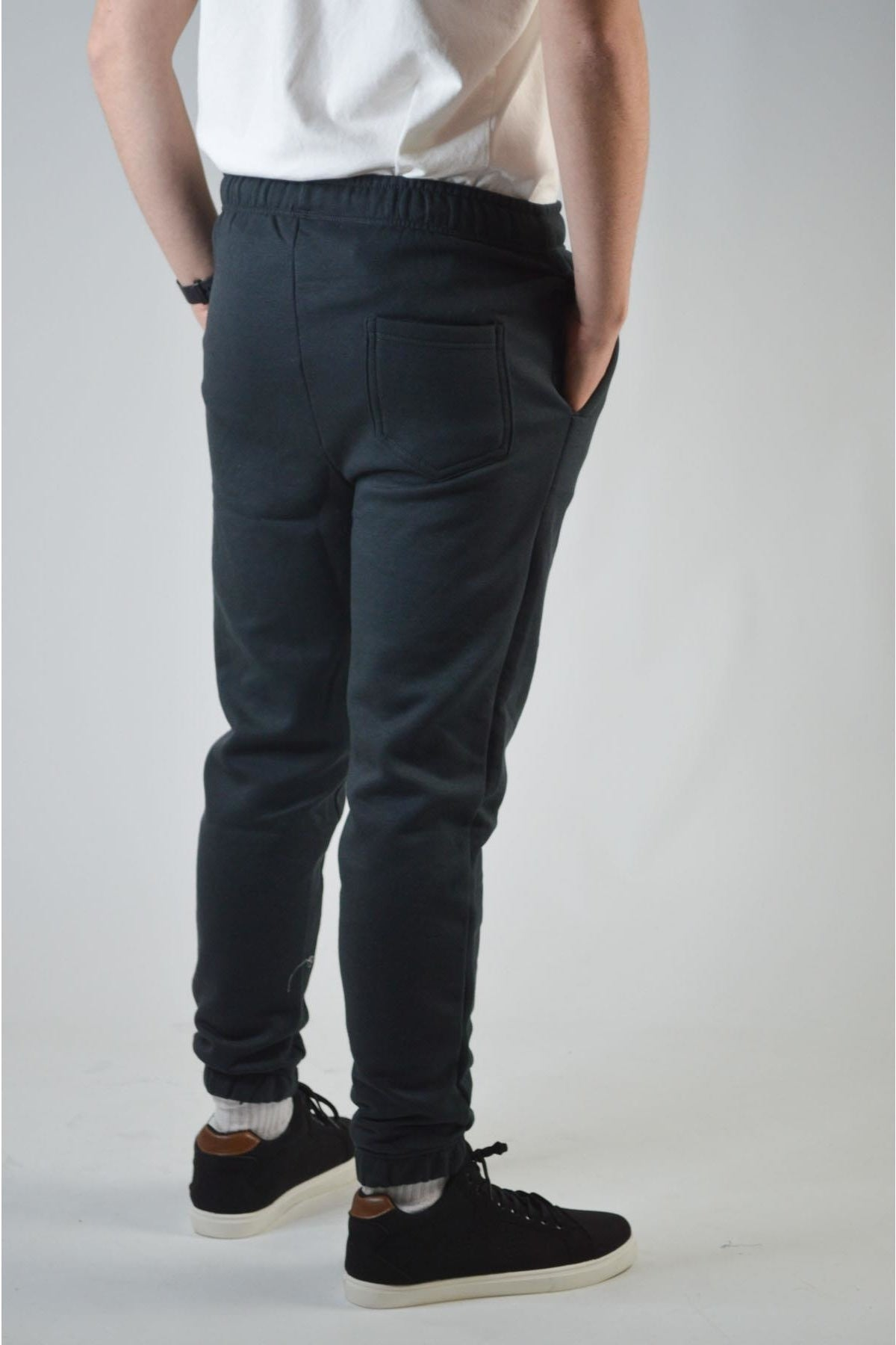 New Look Mens Joggers Sweat Pants | M / Black Secret Label