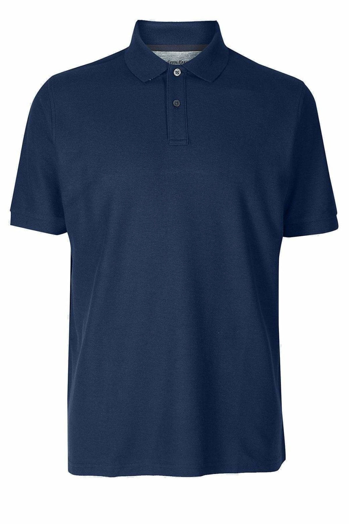 Marks & Spencer Ex M&S Classic Polo Shirt | 3XL / Navy Secret Label