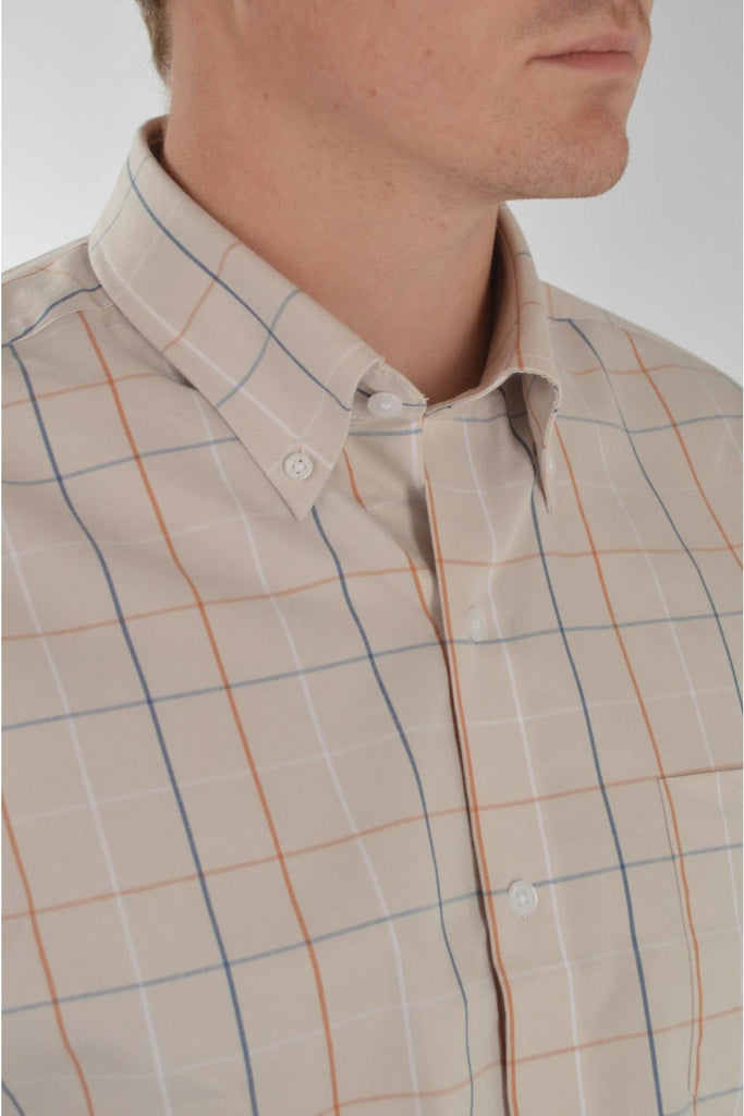 Cotton Taverner Check Shirt