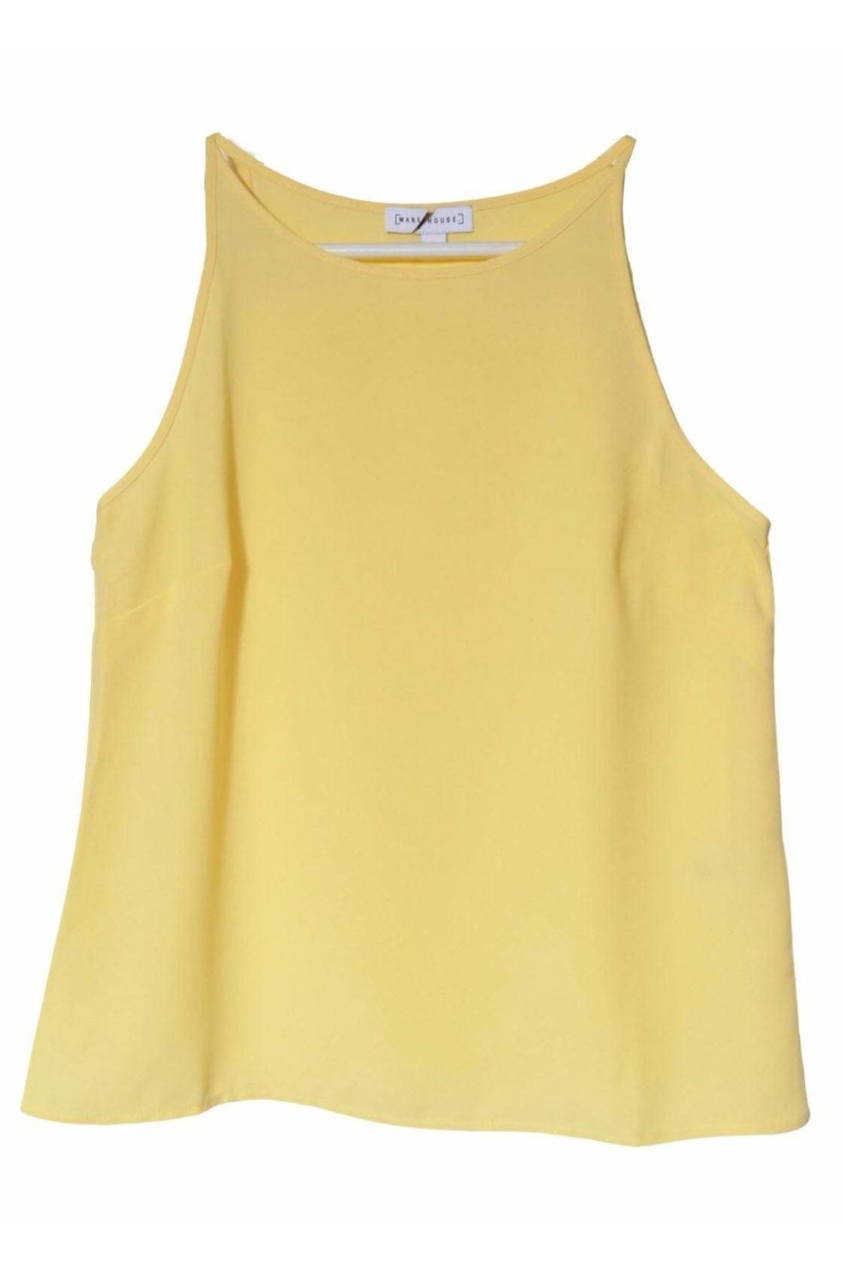 Warehouse Strappy Cami Top | 10 / Yellow Secret Label