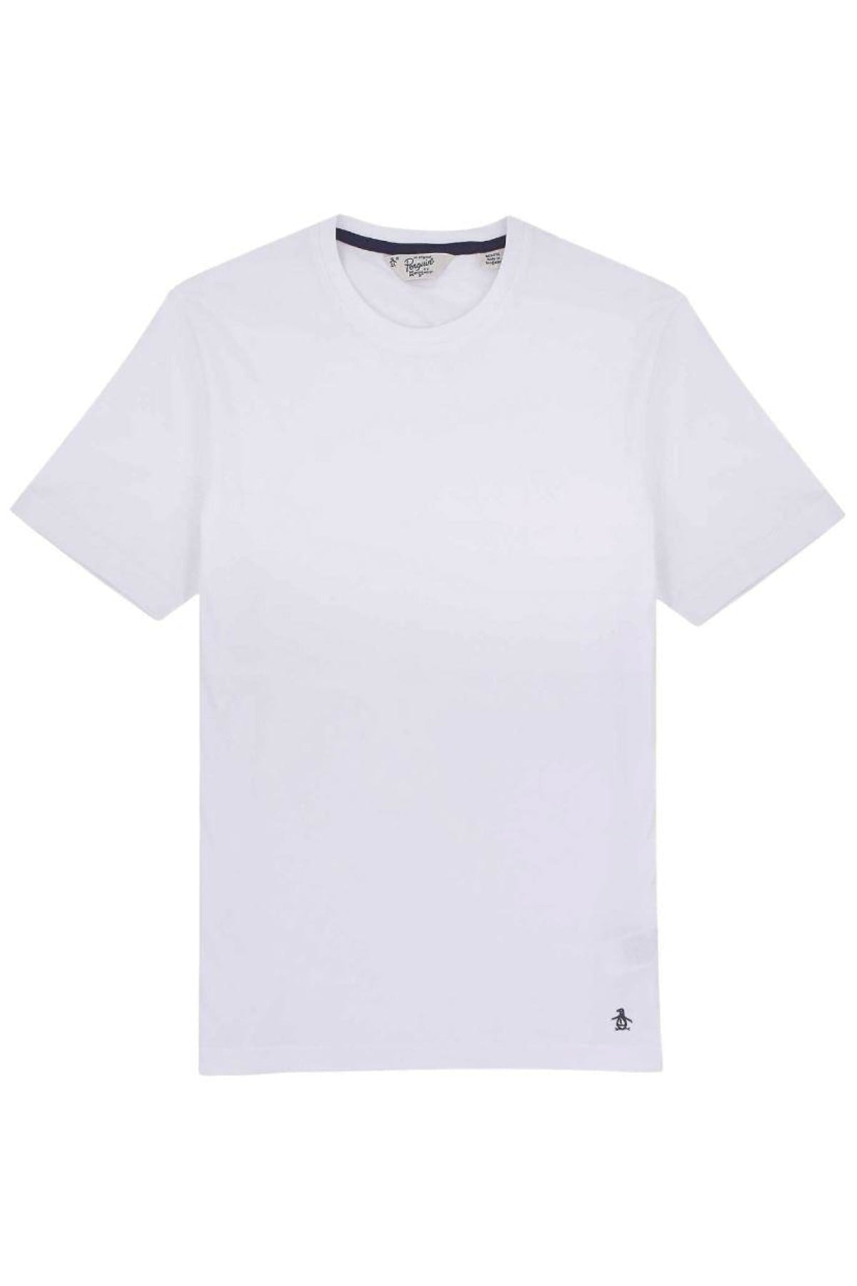 Penguin Original Pinpoint T-Shirts | M / White Secret Label