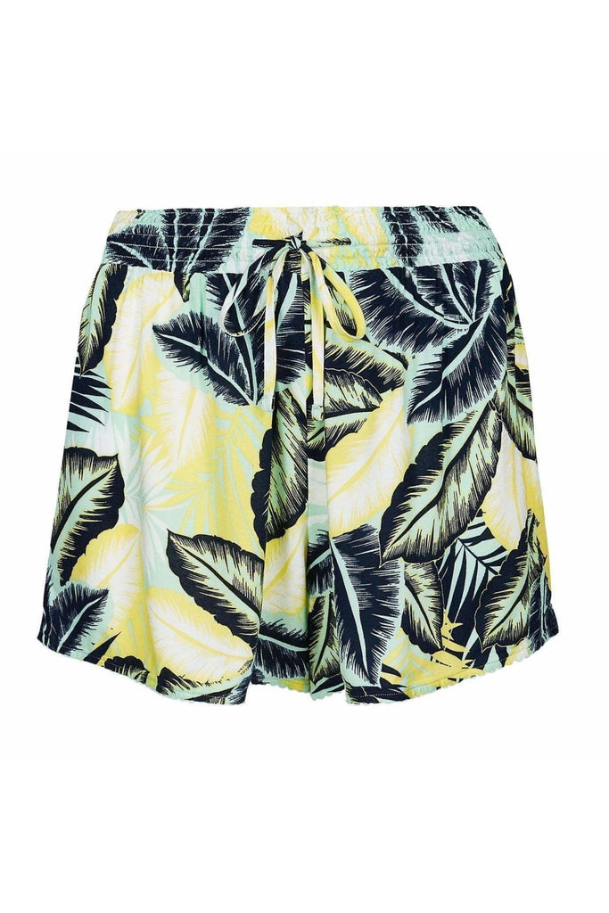Womens Soft Viscose Beach Shorts