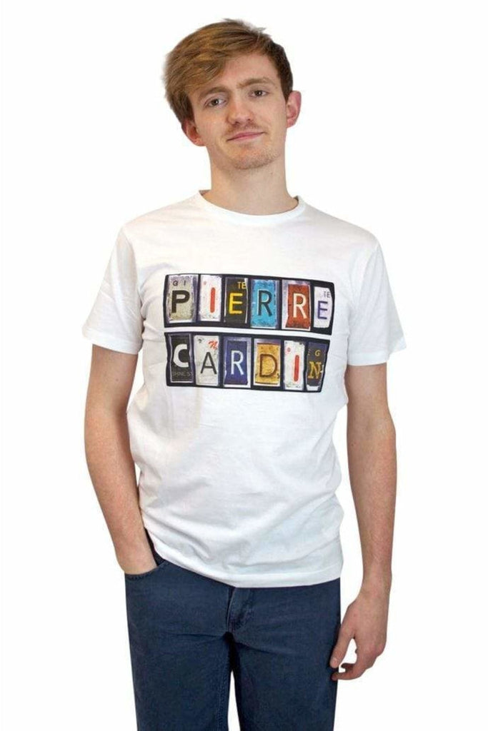 Pierre Cardin Graphic Designer T Shirt