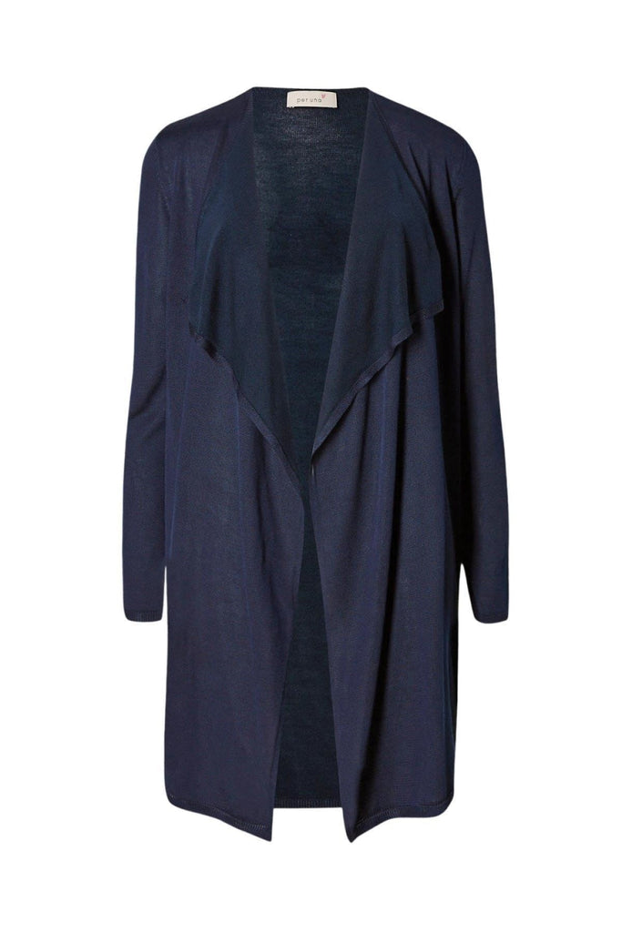 Marks & Spencer Open Front Waterfall Cardigan