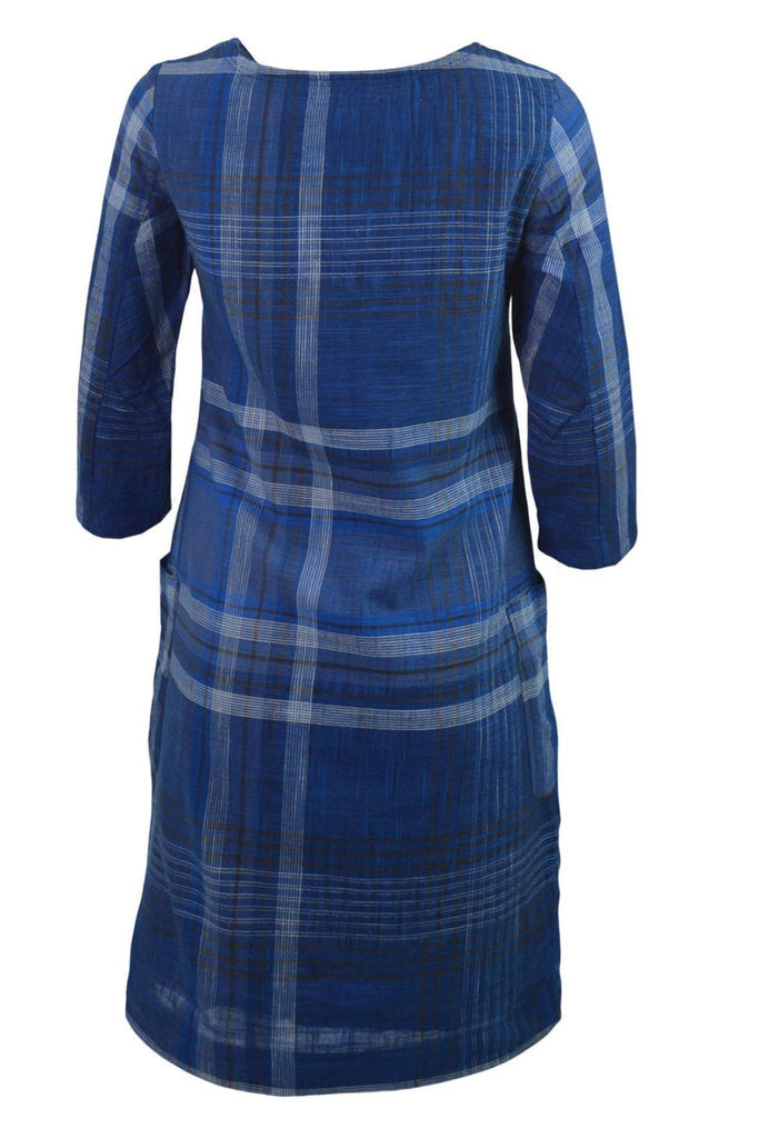 Seasalt 'Rocambole' Check Tunic Dress